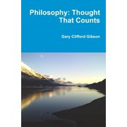 Philosophy: Thought That Counts - eBook