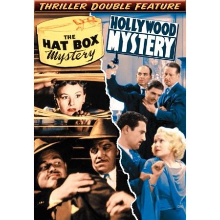 The Hat Box Mystery / Hollywood Mystery (DVD) (Hollywood Alpha)