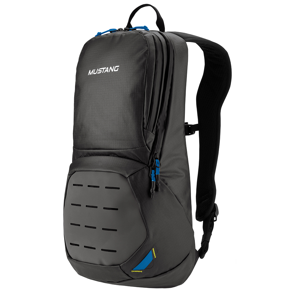MUSTANG BLUEWATER 15 LITER HYDRATION PACK GRAY by Mustang