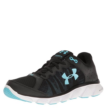 Under Armour Women's Micro G Assert 6 Running (Under Armour 4d Foam Micro G Womens)