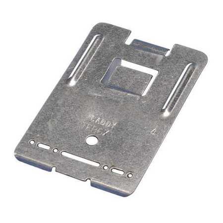 Electrical Box Bracket, 6 in. Stud Depth CADDY TEB6XT