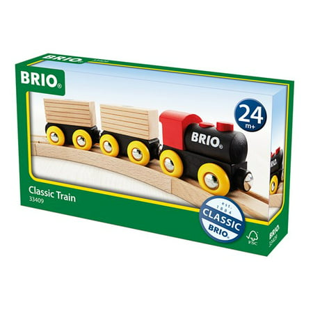 Swell Brio 5 Piece Classic Train Wooden Toy Vehicles Theyellowbook Wood Chair Design Ideas Theyellowbookinfo