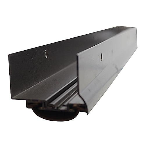 """36"""" Brown Adjustable Door Bottom Weatherstrip"""