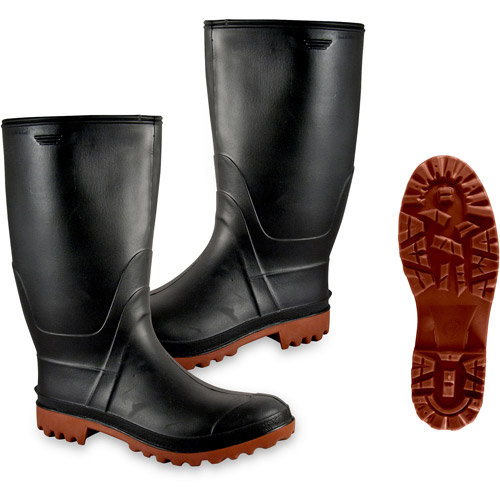 "Men's 12"" Tiller Lug-Sole Rain Boots"