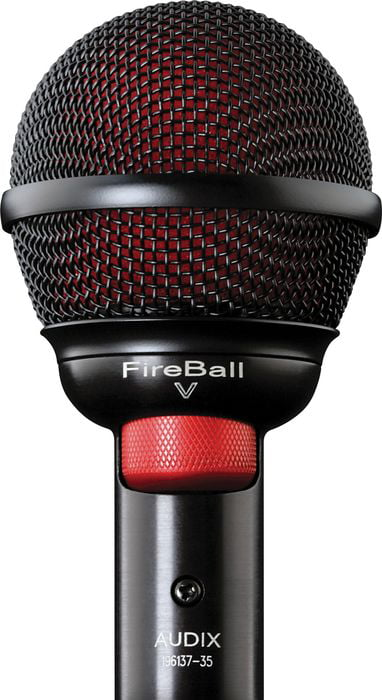 Audix FireBall-V Cardioid Dynamic Microphone by Audix