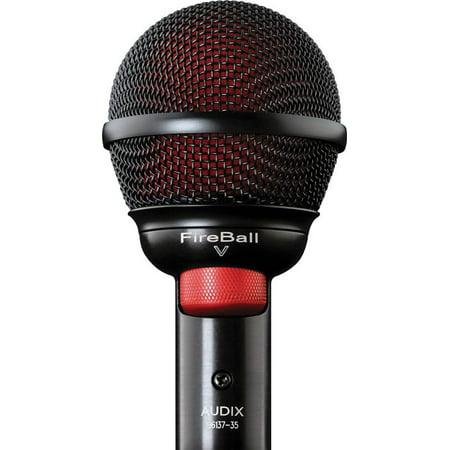 Audix FireBall-V Cardioid Dynamic Microphone ()