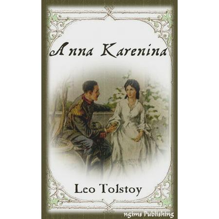 Anna Karenina (Illustrated + FREE audiobook link + Active TOC) - (Best Anna Karenina Audiobook)