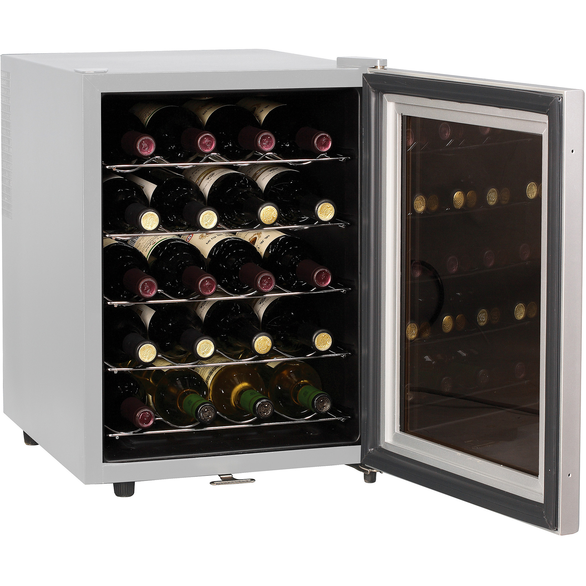 Sunpentown WC-20SD ThermoElectric 20-Bottle Wine Cooler
