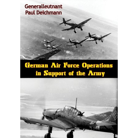 German Air Force Operations in Support of the Army - eBook