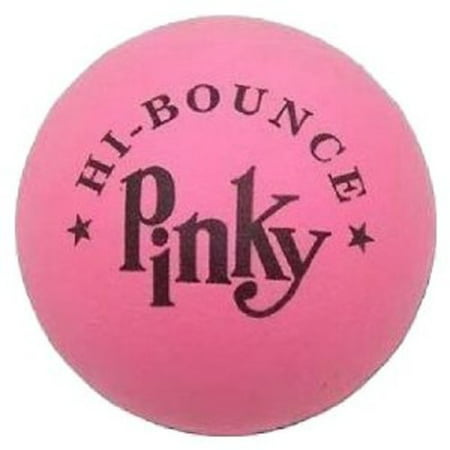 Amazing PINKY Hi- Bounce Balls: 2.25 Inch Party Favor Multi-Colored