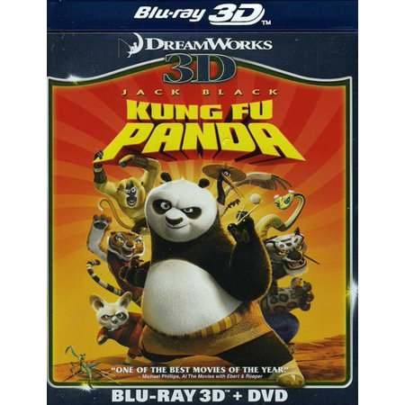 Kung Fu Panda Party Supplies (Kung Fu Panda (Blu-ray))