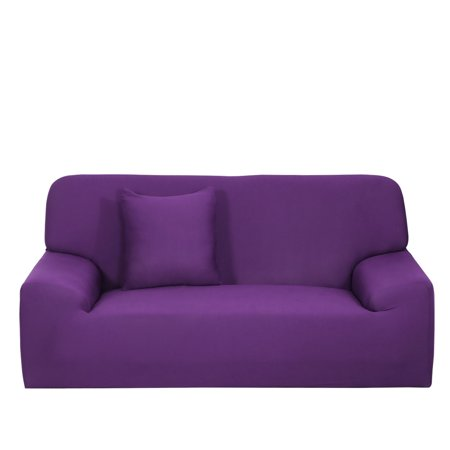 Sensational Stretch Chair Sofa Covers 1 2 3 4 Seater Purple Sofa 4Seater Walmart Canada Gmtry Best Dining Table And Chair Ideas Images Gmtryco