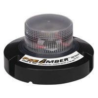 CODE 3 2004ASMH Low Profile Strobe ,Amber,Magnetic,LED