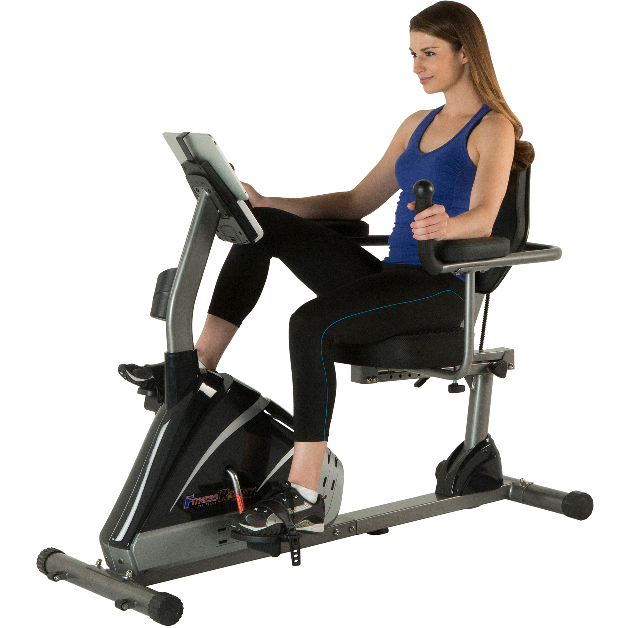 Fitness Reality R8000 High Capacity Programmable Recumbent