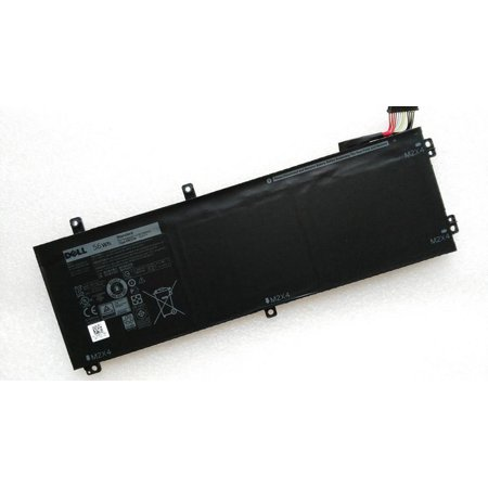 New Genuine Dell XPS 15 9550 Precision 5510 56Wh 11.4V Battery RRCGW ()