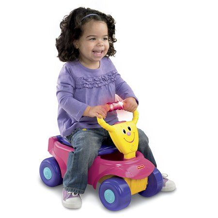 Fisher Price Wagons (Fisher Price 2-in-1 Ride 'n Play Wagon- Girls )