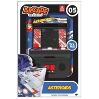 ASTERIODS MINI ARCADE Games