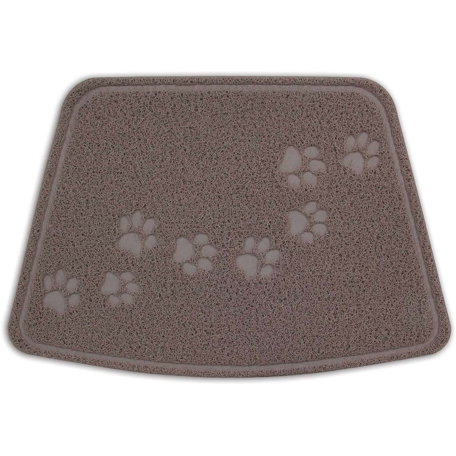 Arm & Hammer, Cat Litter Mat With Paw Design, Pearl Tan
