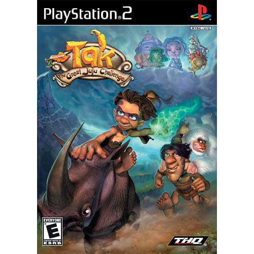 Tak: Great Juju Challenge (PS2)
