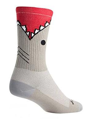 "Socks Wool Crew 6/"" Sasquatch 2 Neon L Cycling//Running SockGuy"