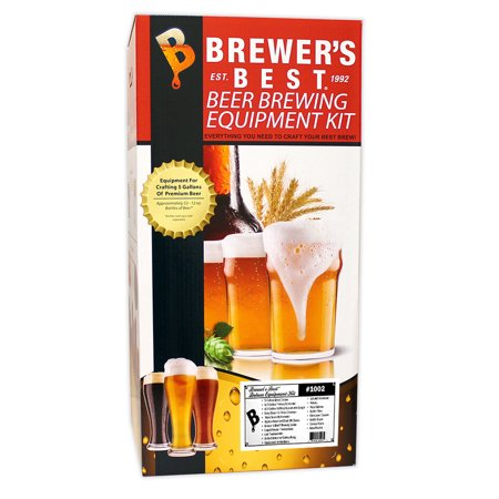 Brewer's Best RA-D1KL-DOQN DELUXE Beer Home Equipment