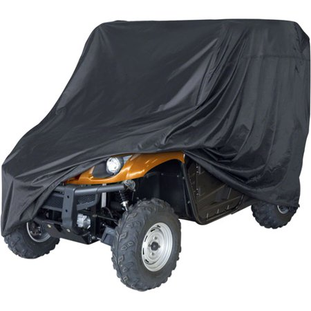 classic accessories utv extended roll cage cover black. Black Bedroom Furniture Sets. Home Design Ideas