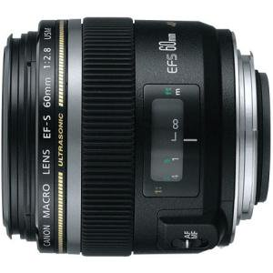 Canon Ef S 60Mm F 2 8 Macro Usm Lens   12 Elements In 8 Groups   25 Max Angle Of View   Black