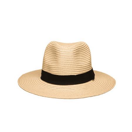 Women's Wide Brim Fedora Hat Spring Summer 126SH - Whistles Fedora Hat