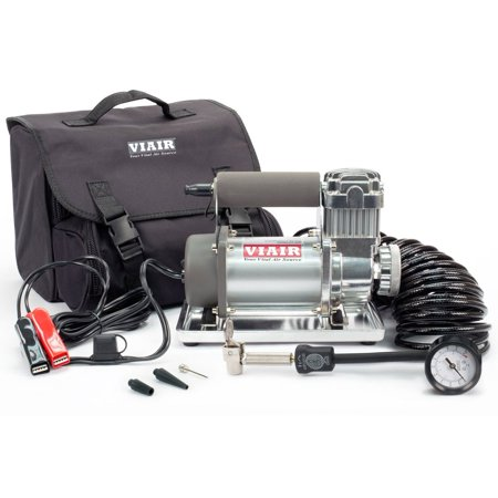 Viair 300P Portable 12V 33 Percent Duty 150 PSI Compressor Kit for 33