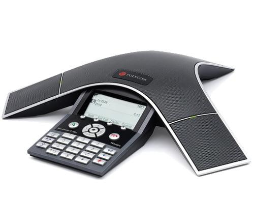 Polycom SoundStation IP 7000 conference VoIP phone (2200-40000-001) by Polycom