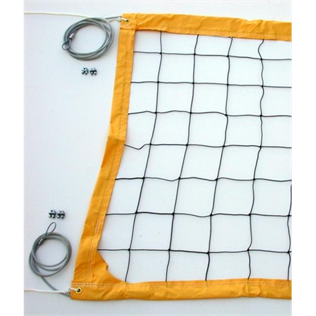 Home Court VCC-Y Yellow Deluxe Rope Net
