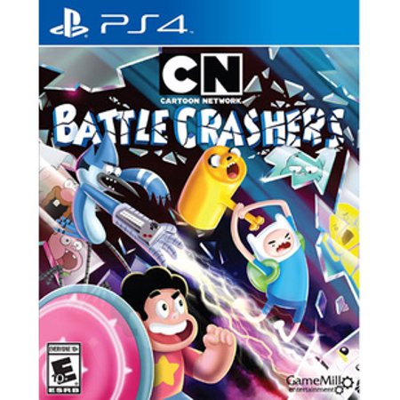 Cartoon Network Brawler, Game Mill Entertainment, PlayStation 4, 834656000370