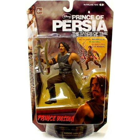 McFarlane Prince of Persia 6 Inch Prince Dastan Action Figure