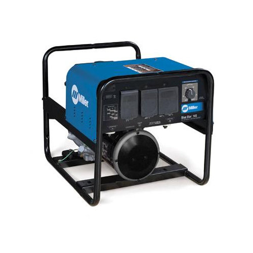 Miller Electric Mfg Co Star 145 Welder Generator With 10hp