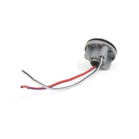 1141 Daytime Running Light Harness Plug Connectors Pre-wired Wiring Socket - image 1 of 2