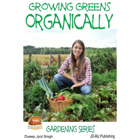 - Growing Greens Organically - eBook