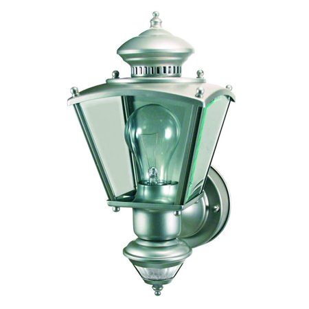- Heath Zenith HZ-4150 Charleston Coach 1-Light 150 Degree Motion Activated Outdoor Wall Sconce