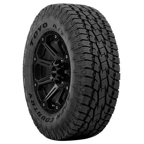 P305/55R20 Toyo Open Country A/T2 II AT2 121S B/4 Ply BSW...