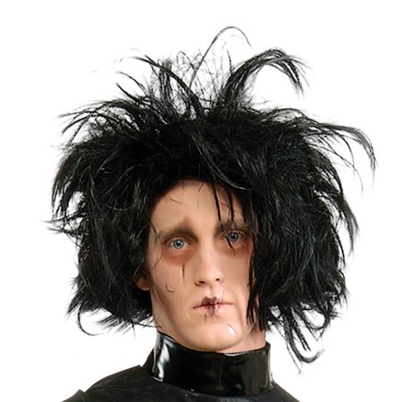 Edward Scissorhands Halloween Wig, Adult - Halloween Wigs Houston