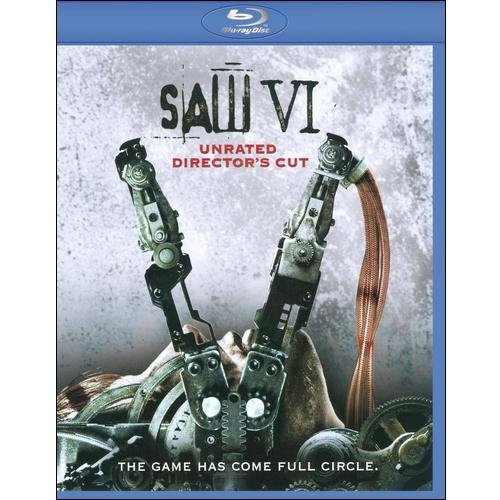 Saw VI (Unrated) (Blu-ray) (With INSTAWATCH)
