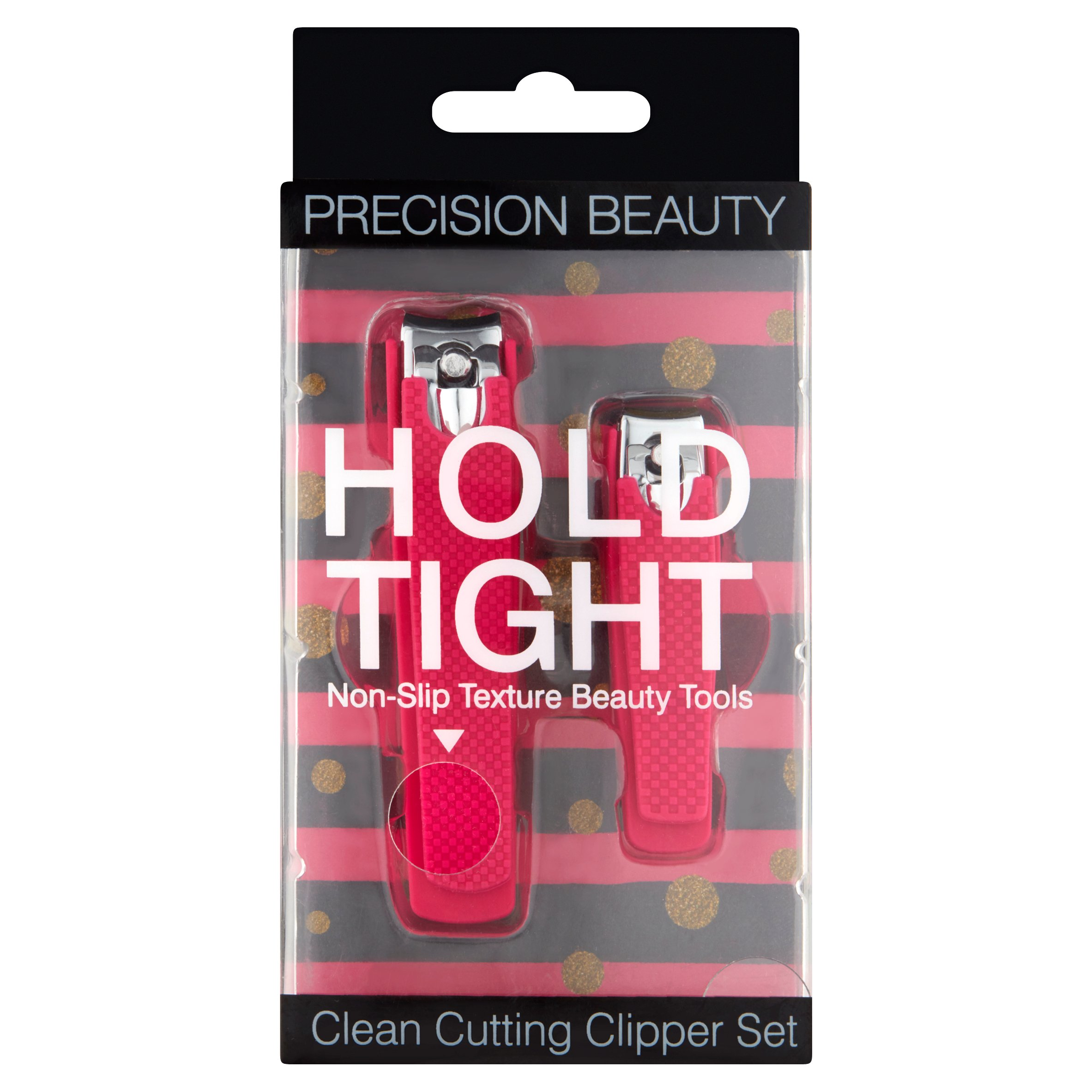 Precision Beauty Hold Tight Clean Cutting Clipper Set