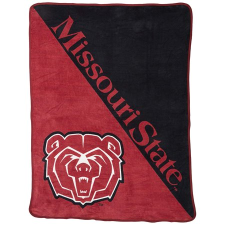 - Missouri State Bears Super Plush Fleece Throw