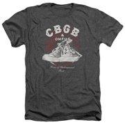 CBGB High Tops Mens Heather Shirt