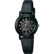 Casio Women's Casual Classic Analog Watch, Black Dial LQ139A-1B3