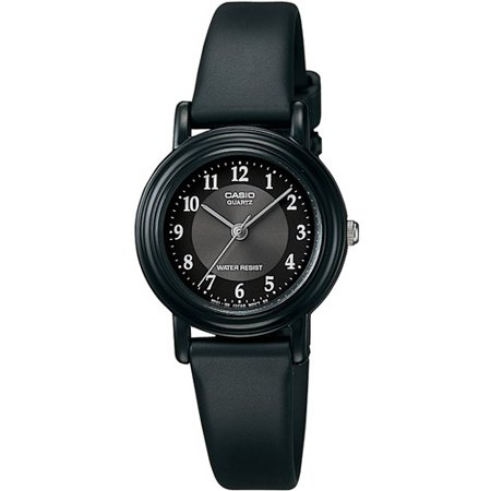 Women's Casual Classic Analog Watch, Black ()