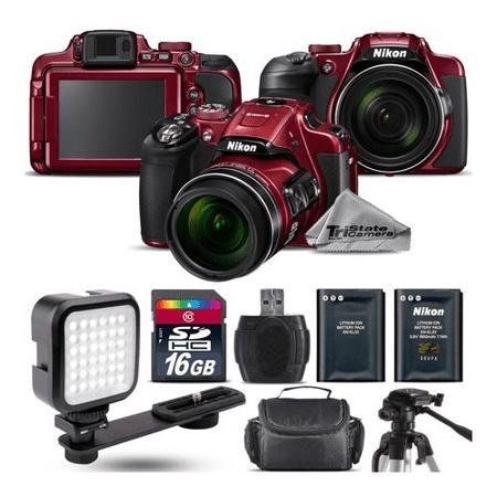Nikon COOLPIX B700 Digital Camera Black - Kit A 700 Series Digital Cameras