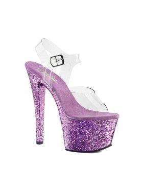 24661ecfa8 Product Image SKY-308LG,7'' Heel 2 3/4'' Platform Sandal