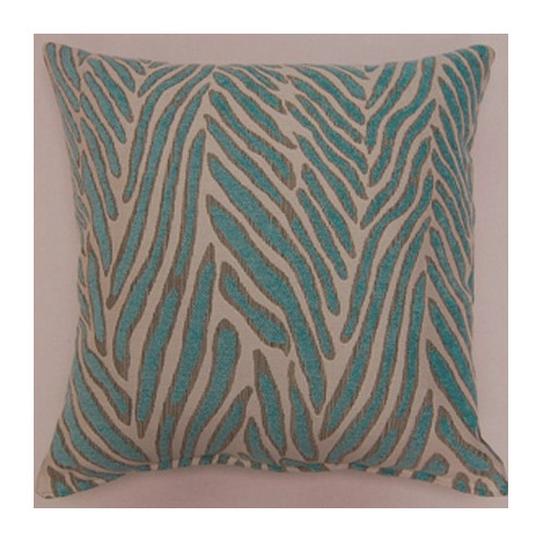 Creative Home Canal Knife Edge Throw Pillow (Set of 2)