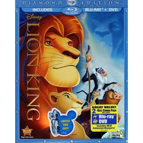 The Lion King (Diamond Edition) (Blu-ray + DVD) (Widescreen)
