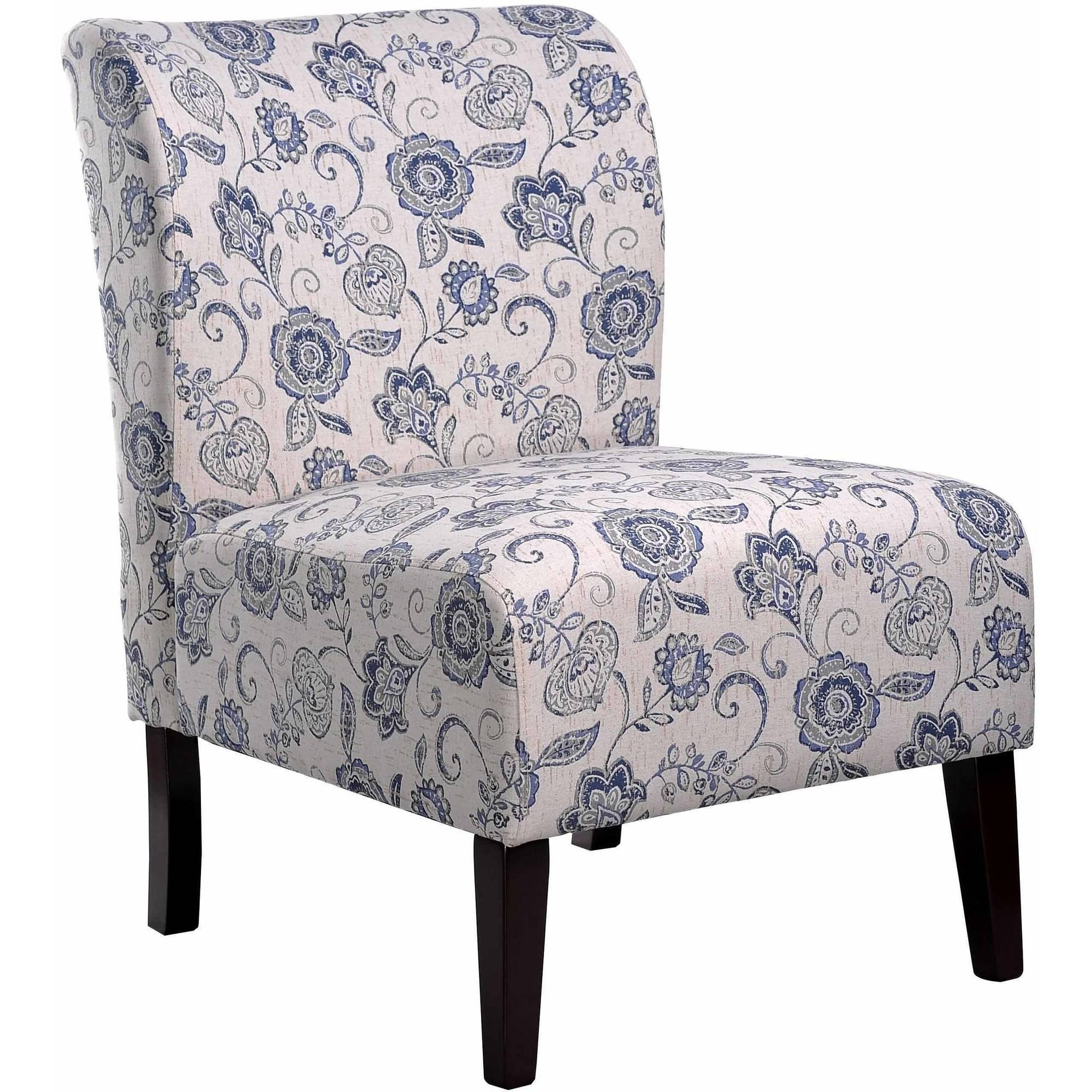Nathaniel Home Khloe Flora Accent Chair, Multiple Colors